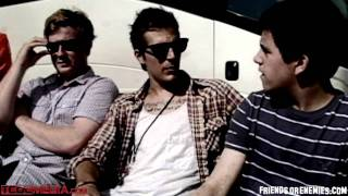 The Maine: Interview with John O'Callaghan & Jared Monaco 2010