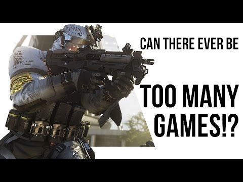 Why too many games is a BAD THING FOR EVERYONE