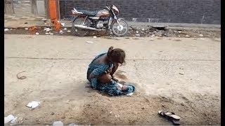 MIRA Joven De 17 Años Da A Luz En La Calle Frente A Un Hospital Y Nadie La Ayuda ¡Increíble!
