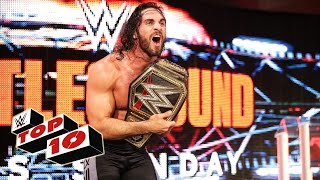 Top 10 Raw moments: WWE Top 10, July 18, 2016