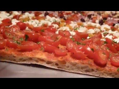 PIZZA SCHOOL - Pizza al Taglio