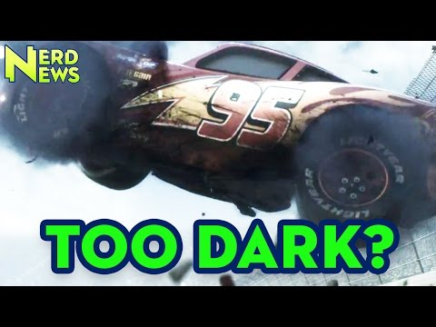Cars 3 Too Adult For Pixar