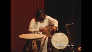 Pezhham Akhavass - Percussion Tombak Solo