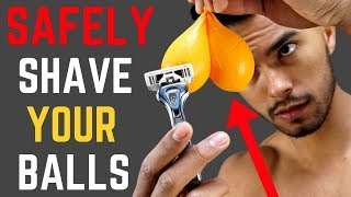 How To PROPERLY Shave Down There | Manscapping Guide to Shave Your Groin