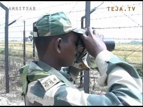India BSF Alert at Wagah Border Following Pakistan Blast