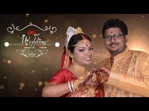 The Wedding Tales II Cinematic Wedding Video II Tamali & Pritam II by Flashback - The Memory Makers
