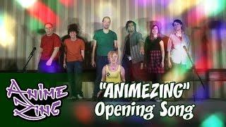 Animezing Opening Song | Neon Trees