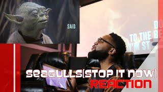 """SEAGULLS! (Stop It Now)"" A Bad Lip Reading of The Empire Strikes Back REACTION"