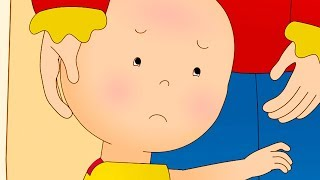 Funny Animated cartoon Kid | Caillou visits the Doctor | WATCH CARTOON ONLINE | Cartoon for Children