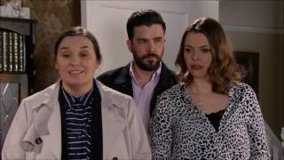 Coronation Street - The Police Question Amy