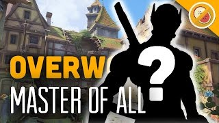 MASTER OF ALL - Overwatch Gameplay (Mystery Heroes Brawl)