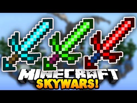 Minecraft SKY WARS #3