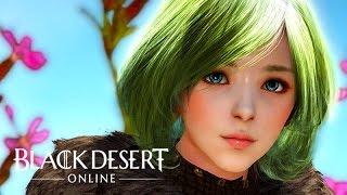 Black Desert Online – The Movie / All Cutscenes + Full Story 【1080p HD】