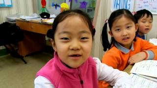 Korean Kids Trying