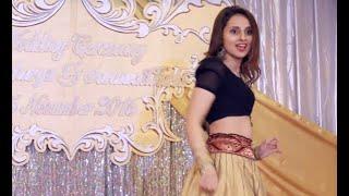 Mera Gana Bajade Bangkok Wedding Dance