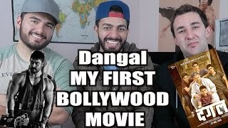 DANGAL MY FIRST BOLLYWOOD FULL MOVIE REVIEW|| AAMIR KHAN 2016!
