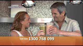 BD Aus Ultramaxx 120 sec TV ad