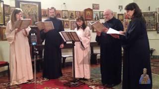 Santo Santo Santo - Coro (Collegium) Bulgaro Osanna