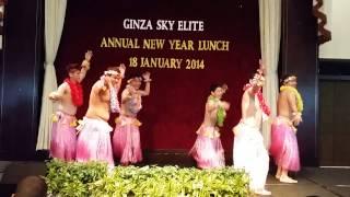 hawaiian dance 2014