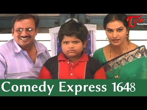 Comedy Express 1648   B 2 B   Latest Telugu Comedy Scenes   TeluguOne