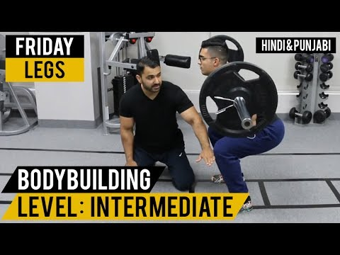 Xxx Mp4 FRIDAY Complete Legs Calves Workout Hindi Punjabi 3gp Sex