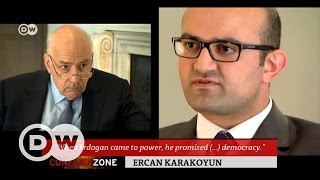 Gülen hareketinin Almanya temsilcisi Conflict Zone