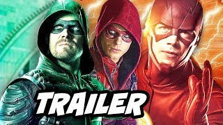 Arrow Season 6 Episode 1 Promo and The Flash Season 4