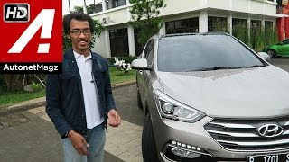 Hyundai Santa Fe 2016 Indonesia Preview