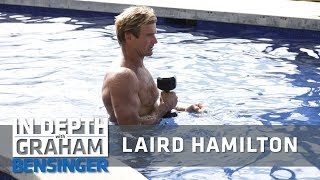 Training with Laird Hamilton