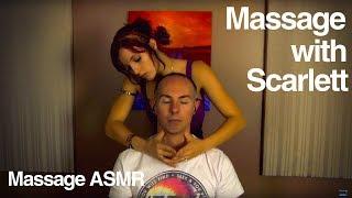 Head Massage with Scarlett ASMR