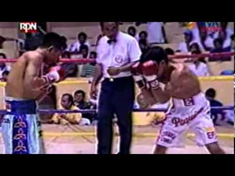 16 year old Manny Pacquiao vs. Renato Mendones Refurbished by Realino