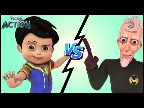 Xxx Mp4 Vir The Robot Boy Hindi Cartoons For Kids Mad Max S UFO WowKidz Action 3gp Sex