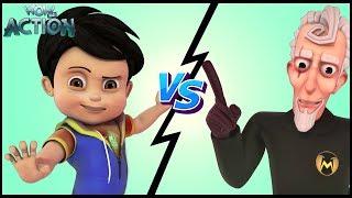 Vir: The Robot Boy   Hindi Cartoons for kids   Mad Max's UFO   WowKidz Action