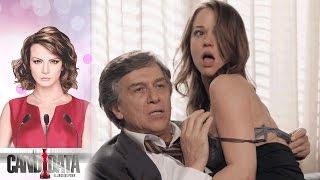 ¡Regina descubre a Alonso con Lorena! | La Candidata - Televisa