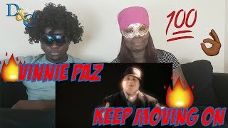 "Vinnie Paz ""Keep Movin' On"" feat. Shara Worden - Official Video 