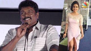 Keerthi Suresh's pavadai more important than Cauvery Issue : Parthiban Comedy | Maaveeran Kittu AL