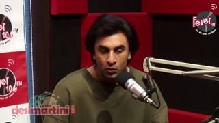 WATCH || Ranbir Kapoor & Katrina Kaif get candid with Rj Anuraag Pandey! #Desim
