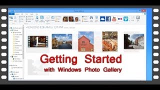 Downloading and Installing Windows Photo Gallery