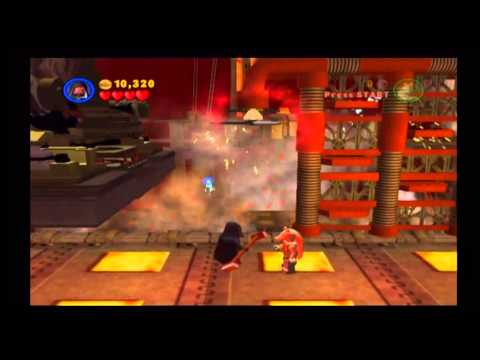 Gamecube Longplay 012 Lego Star Wars the Video Game Part 5 of 6