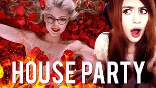 HOUSE PARTY #09 - KATHERINE IST DER TEUFEL ● Let's Play House Party