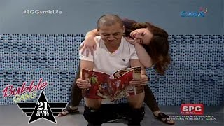 Bubble Gang: Super clingy wife