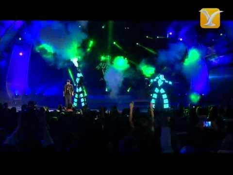 Daddy Yankee Perros Salvajes Festival de Viña 2013