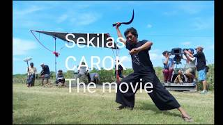 Behind the scene CAROK  the movie 2017