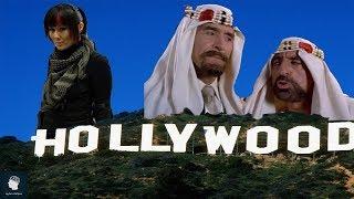 شاهد كيف ترى هوليوود العرب ..|| العرب بين الواقع والافلام ..!!