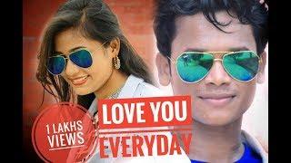 Love you everyday (Tinku And Lipsa)sambalpuri hd video song 2017