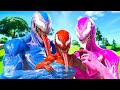 CARNAGE HAS A BABY?! (A Fortnite Short Film)