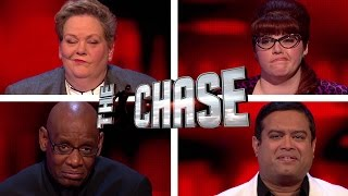 The Chaser's Wrong Answers! Part 3 | The Chase