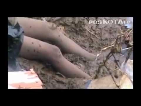 Mayat Wanita Ditemukan di Kali Banjir Kanal Barat