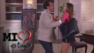 Mi Corazón es Tuyo | Fernando y Fanny pelearon porque ella estaba con León