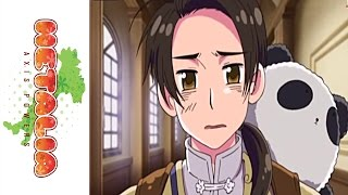 Hetalia: Axis Powers Official Clip -- Christmas Around the World